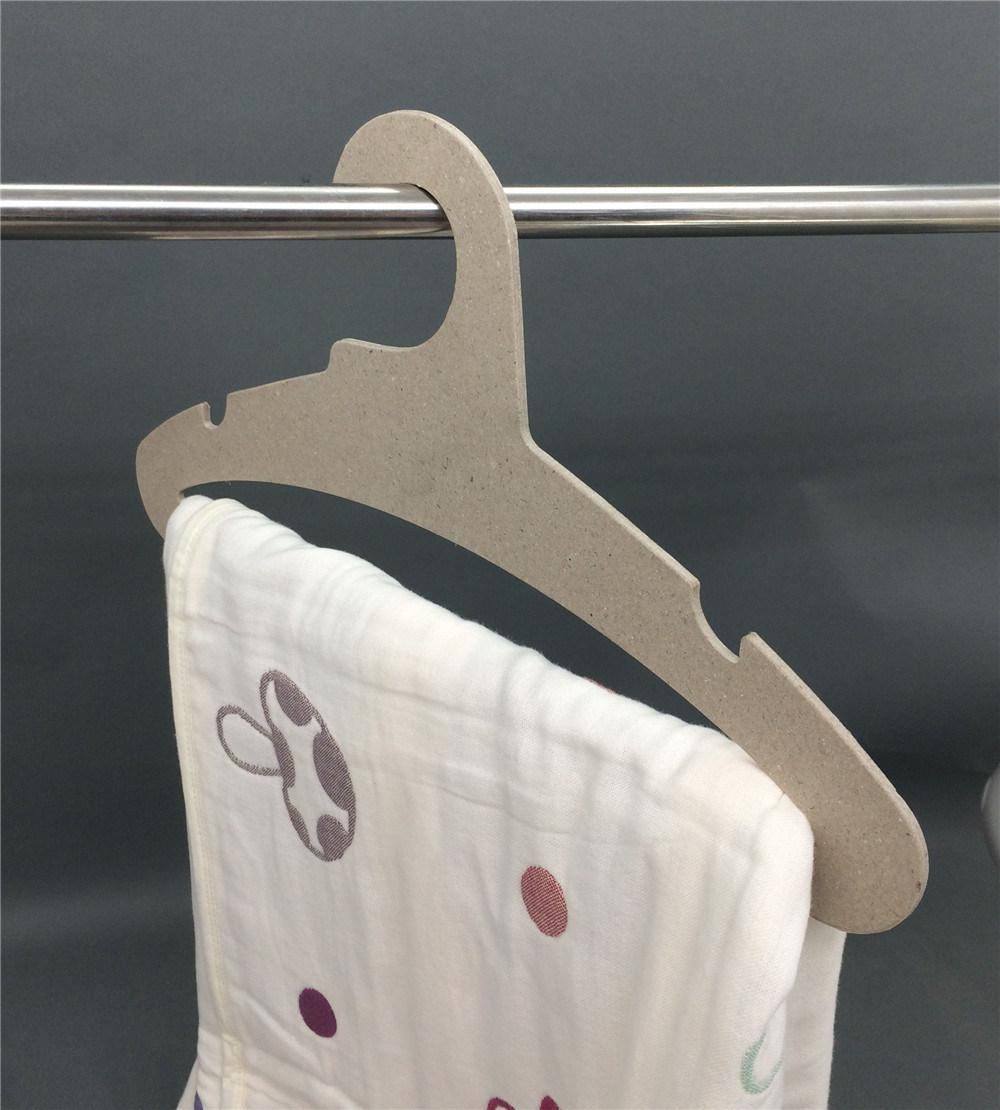 High Load Bearing Fsc Recyclable Paper Cardboard Coat Hanger Hangers for Jeans