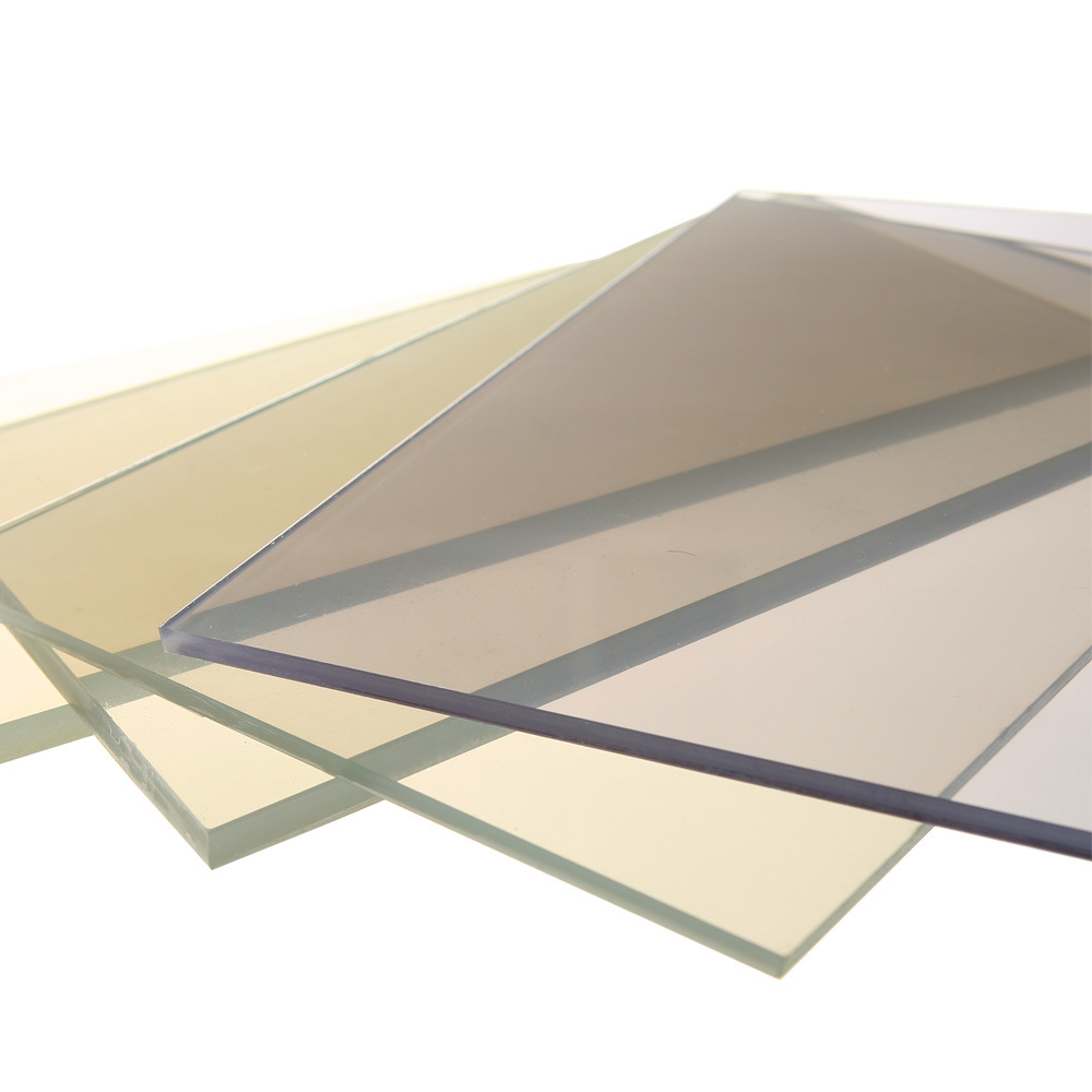 PVC Foam Board in Plastic Sheets for Advertising