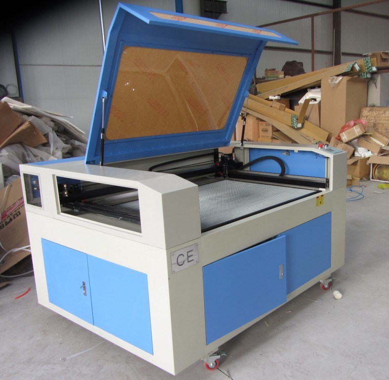Ce FDA Acrylic Laser Cutting Machine R-1290
