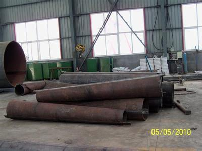 Premium Quality Welded Conical Steel Tube