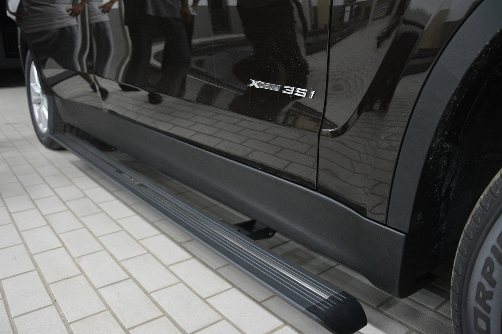 X5 Auto Accessories Electric Running Board Side Step