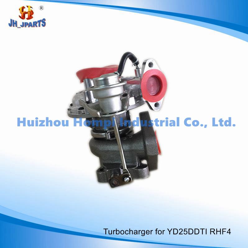 Auto Parts Turbocharger for Nissan Yd25ddti Rhf4 14411-Vk500 Vd420058