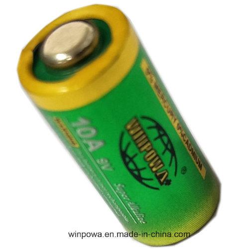 0%Hg 9V Alkaline Battery 10A