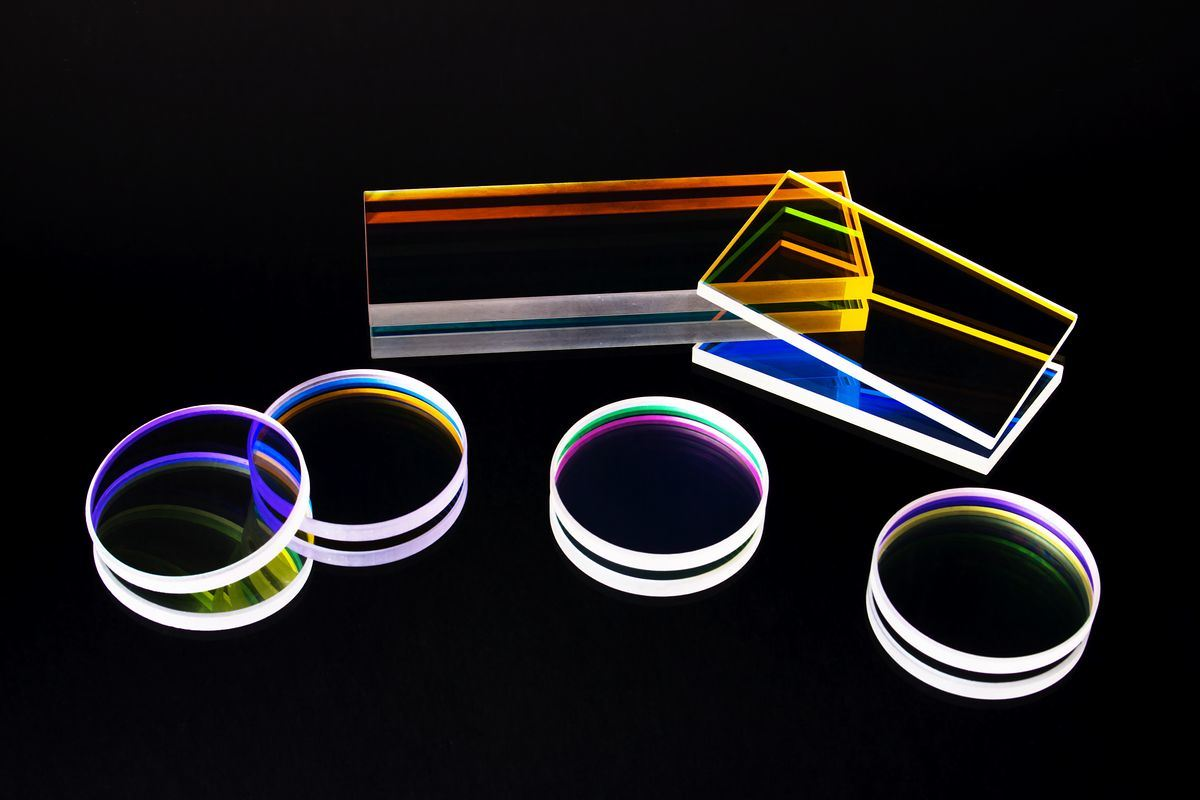 Sapphire / N-Bk7 windows