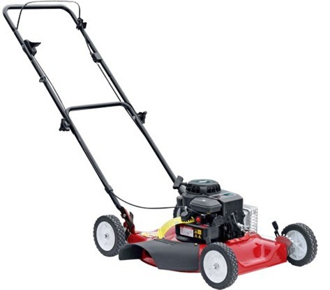 B&S Engine 3.5HP 20inch Height Adjustmentable Hand Push Automatic Lawn Mower, Self Propelled Lawn Mower, Self-Propelled Lawn Mower (LZ20GTZWB35)