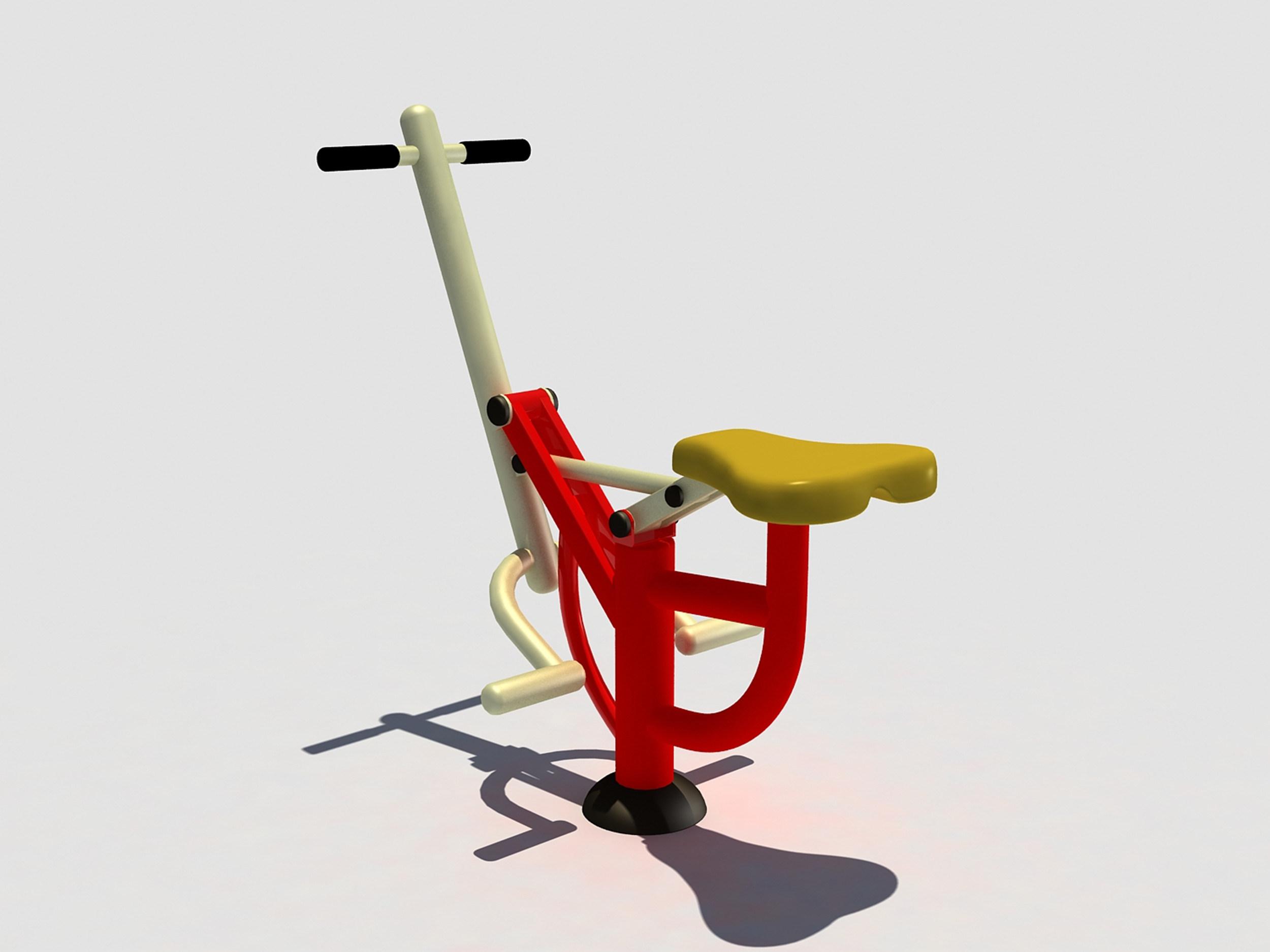 Best Sale Elliptical Trainer Outdoor Fitness Equipment Amusement Park Goods Body Building Equipment FT-Of308