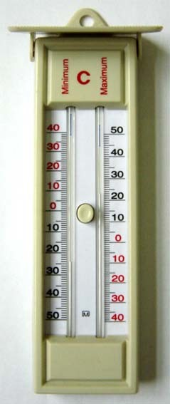 Maximum & Minimum Thermometer (LX-101)