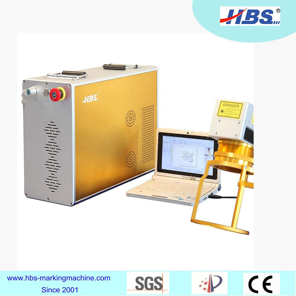 Handheld Fiber Laser Marking Machine for Big Size Marking