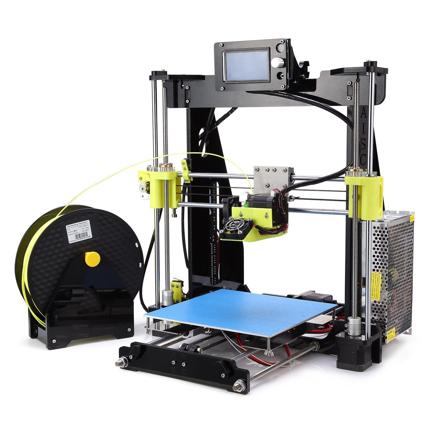 High Accuracy Acrylic Rapid Prototype DIY Desktop 3D Printing Machine