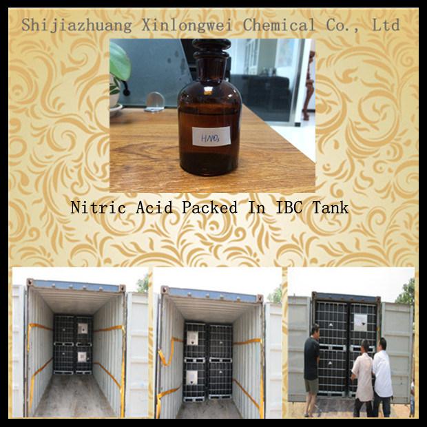 China High Quality Nitric Acid Hno3 68% 65%