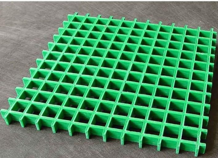 Fiberglass Reinforced Plastic Gratings