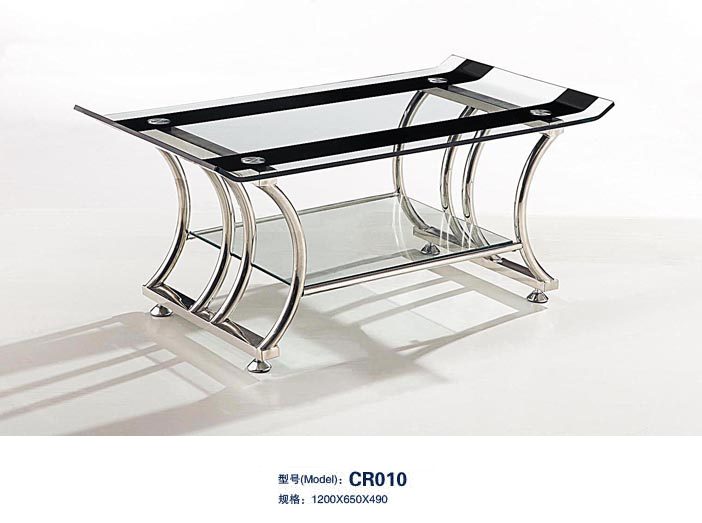 Table and chair top view - China Glass Steel Tea Table Cr010 Photos Amp Pictures