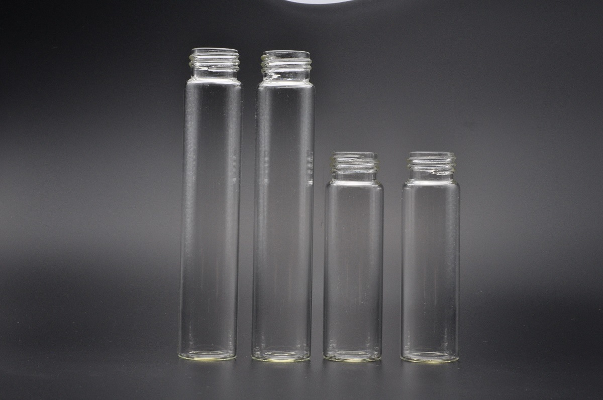 10ml Screw Glass Vials for Medical and Cosmetic and Lab Use