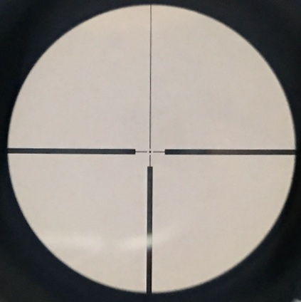 Vector Optics Hunting 1-6X 24mm Gun Riflescope Long Eye Relief DOT Sight