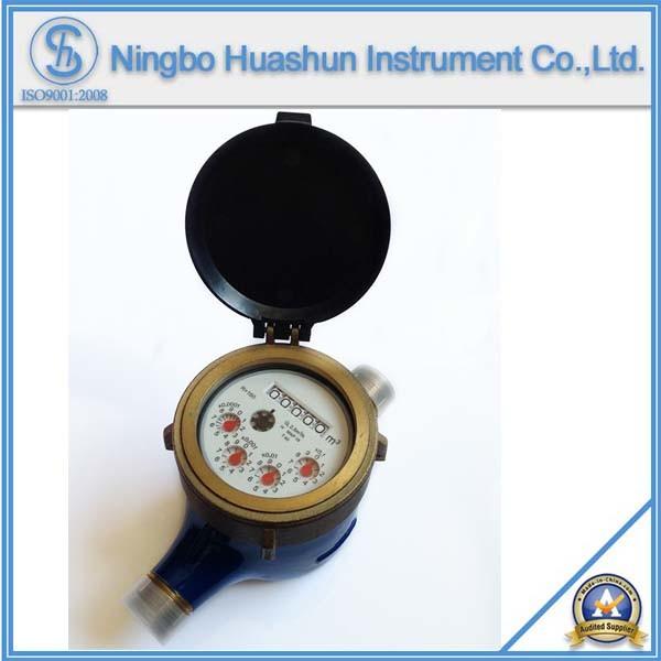 Brass Water Meter/Multi Jet Dry Type Water Meter/Class B Water Meter