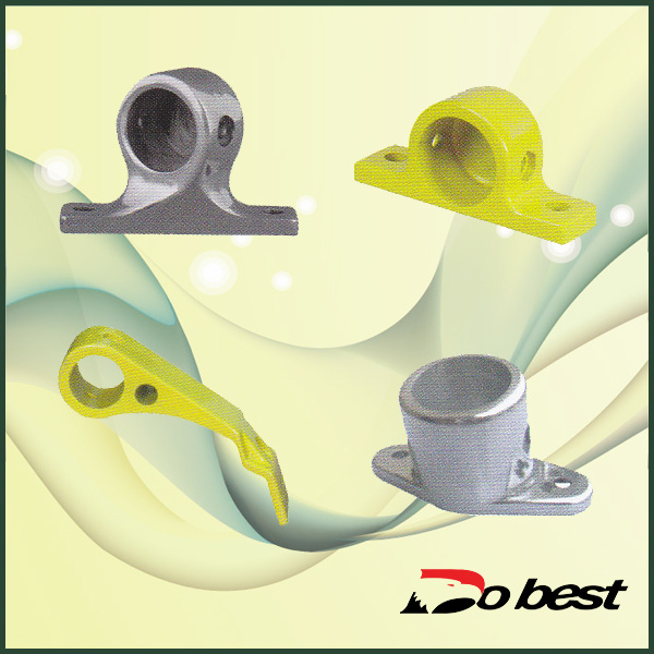 Bus Handrail Fittings, Tube, Pipe, Support, Accessories