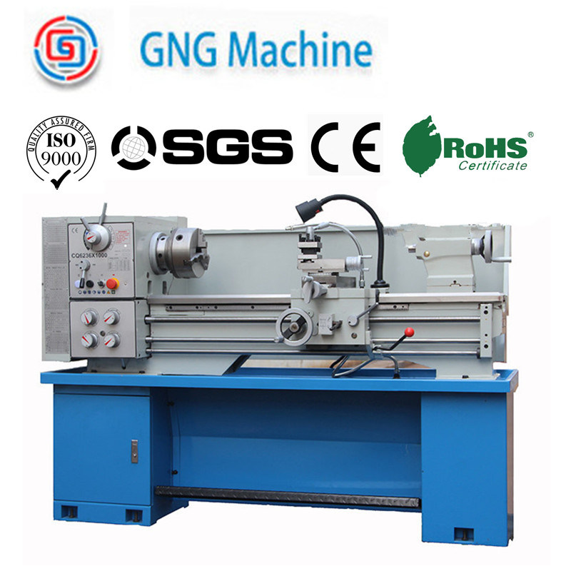 Cq6236f High Precision High Speed CNC Metal Lathe