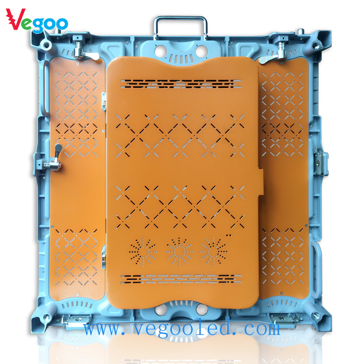 High Quality Indoor Rental LED Display Screen P6 Cabinet for LED Video Wall