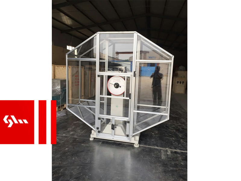 Jb-300W Computer Control Semiautomatic Impact Testing Equipment