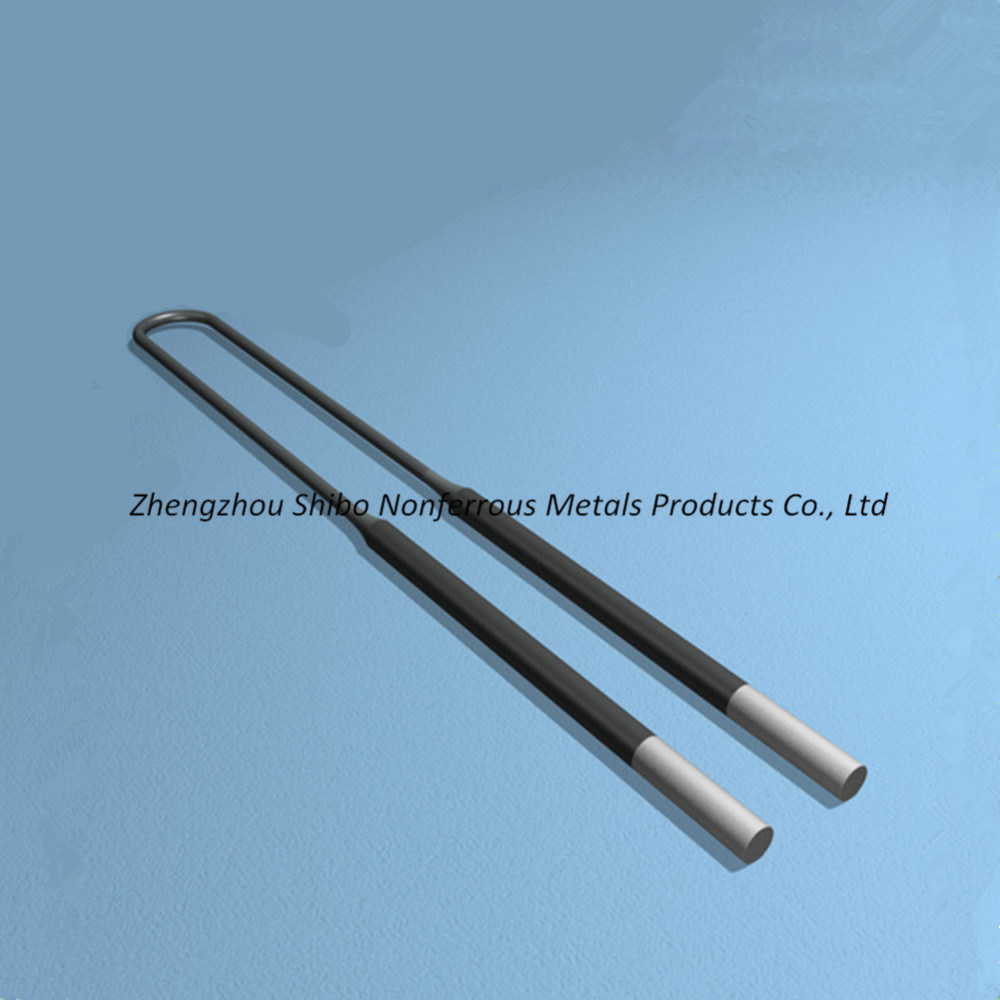 Mosi2 Heating Unit, U Shape Mosi2 Heating Elements for High Temperature Furnace