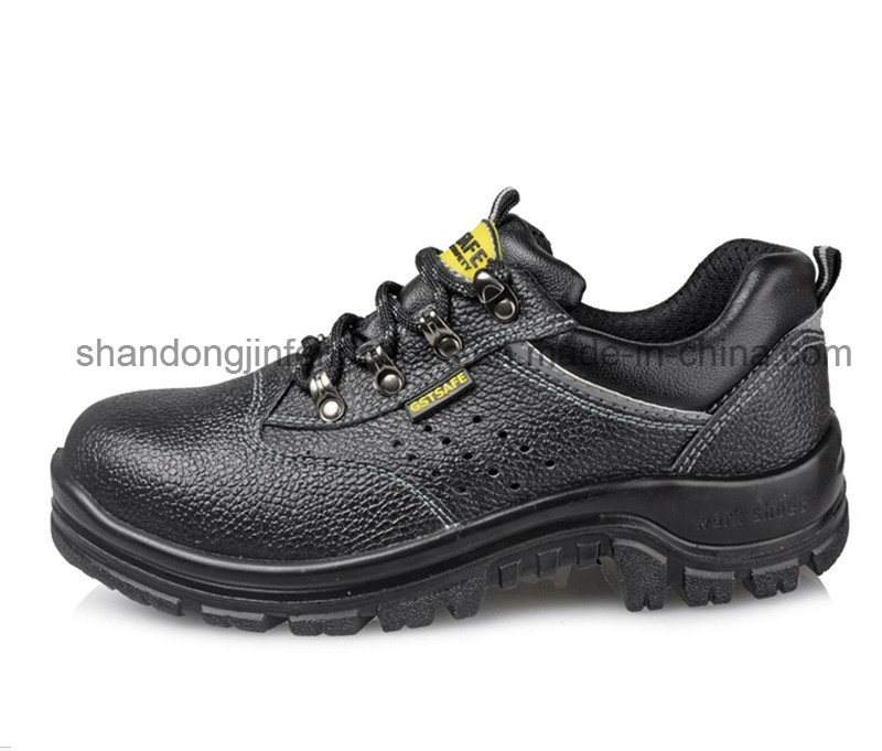 Japan Liberty Fashion Safety Footwear Warrior Leather Safety Shoes Karam Men Safety Shoe