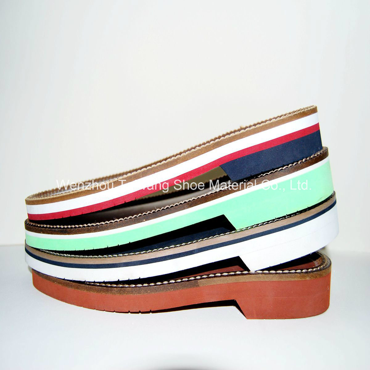 EVA Rubber Material Combination Soles for Making Shoes