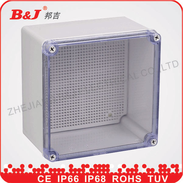 Plastic Electrical Enclosure Distributing Box/Plastic Electrical Box Cover