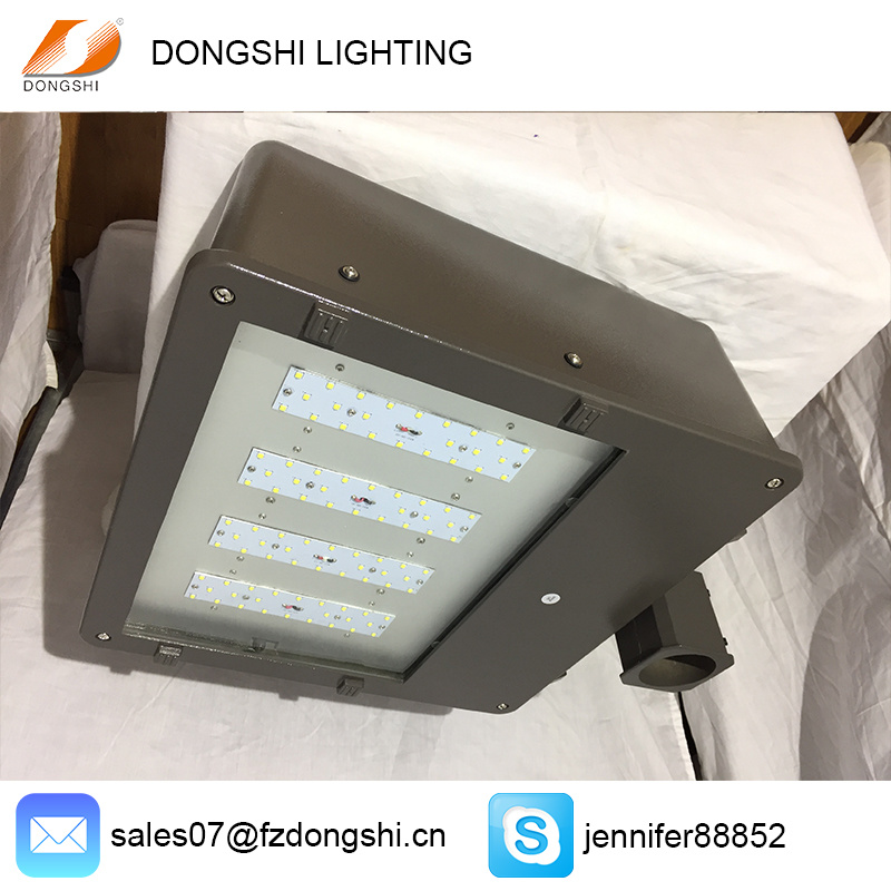 120W Shoe Box LED Street Light for Parking Lot