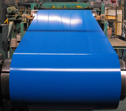 Color Coated Galvanized/Galvalume Steel Coil