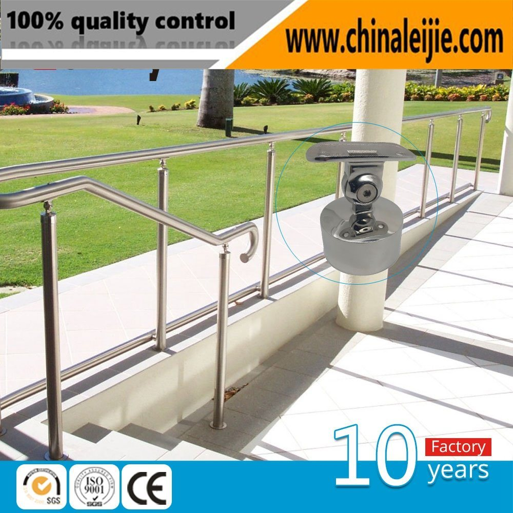 Manufacture Indoor Outdoor Stainless Steel Handrail Design for Staircase