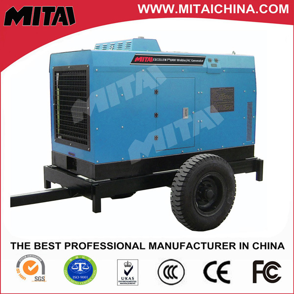 1000A TIG Welder for Generating Electricity and Welding Pipeline