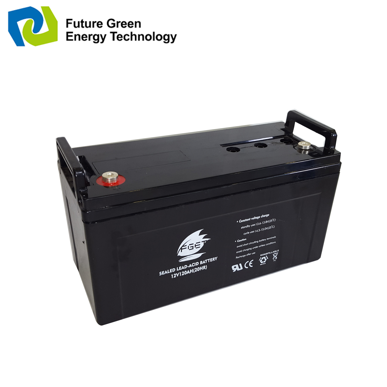 12V 150ah Deep Cycle VRLA AGM Lead Acid Power Storage Solar Battery