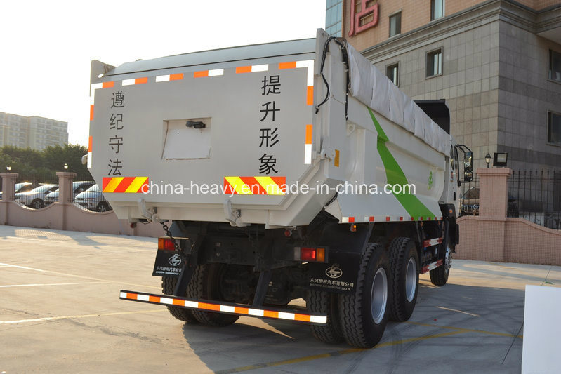 No. 1 Cheapest Balong Heavy Dump Duty Tipper Factory Dumper Dump Truck