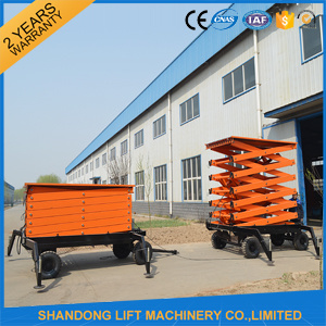 Ce Suspended Scaffolding Hydraulic Lift Scaffolding Mobile Scaffolding