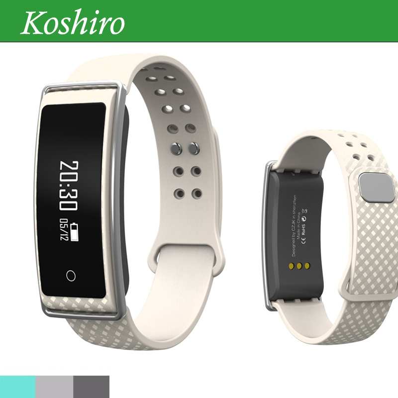 Heart Rate Blood Pressure Monitor Smart Watch