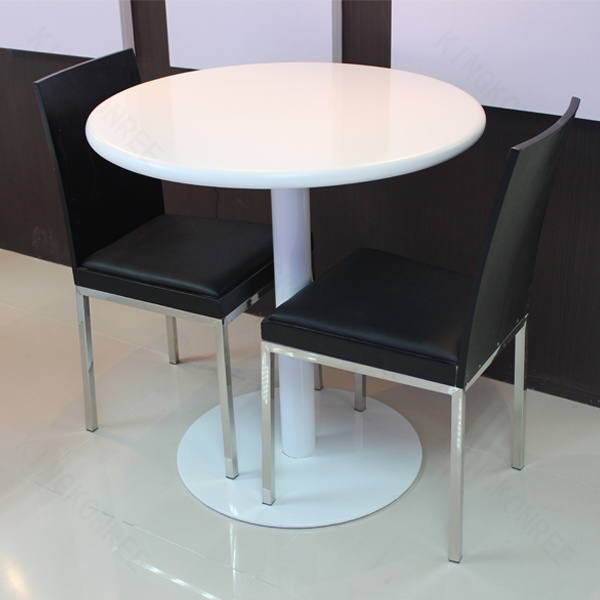 China Artificial Marble Solid Surface Coffee Table Chair Photos