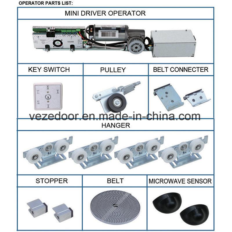 VEZE ES200 Automatic Sliding Door Operator