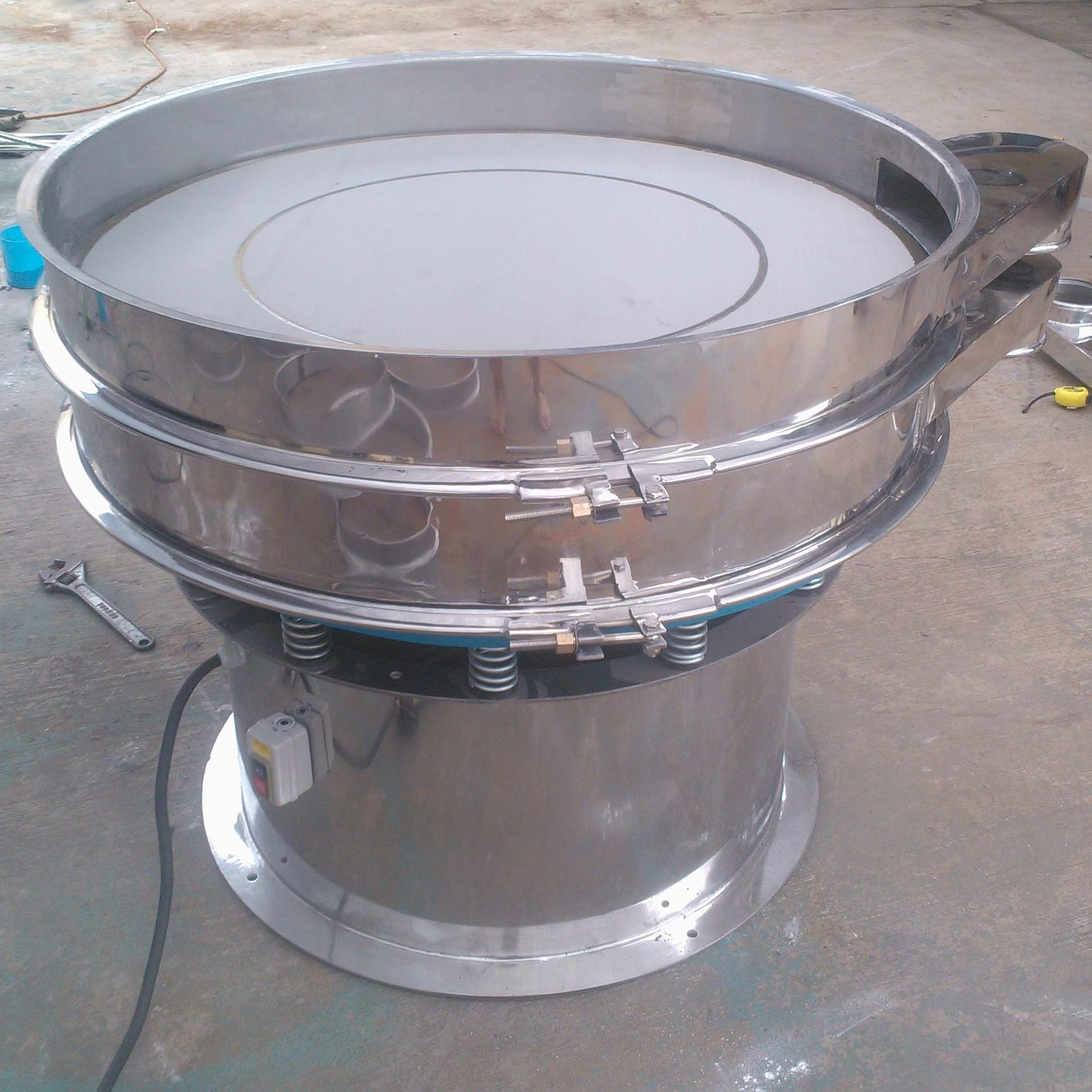 Grading Equipment for Powder Coating, Pigment, Abrasive, Metal Powder...
