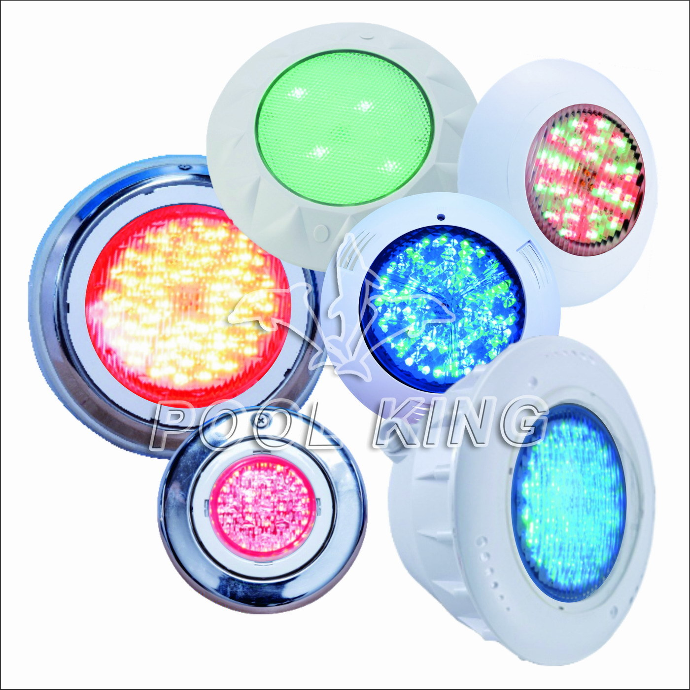 LED Pool Underwater Lights for Swimming Pool