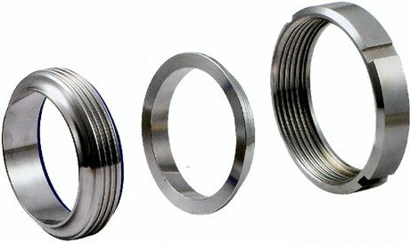 304/316L Sanitary Stainless Steel SMS Union (MSF013)