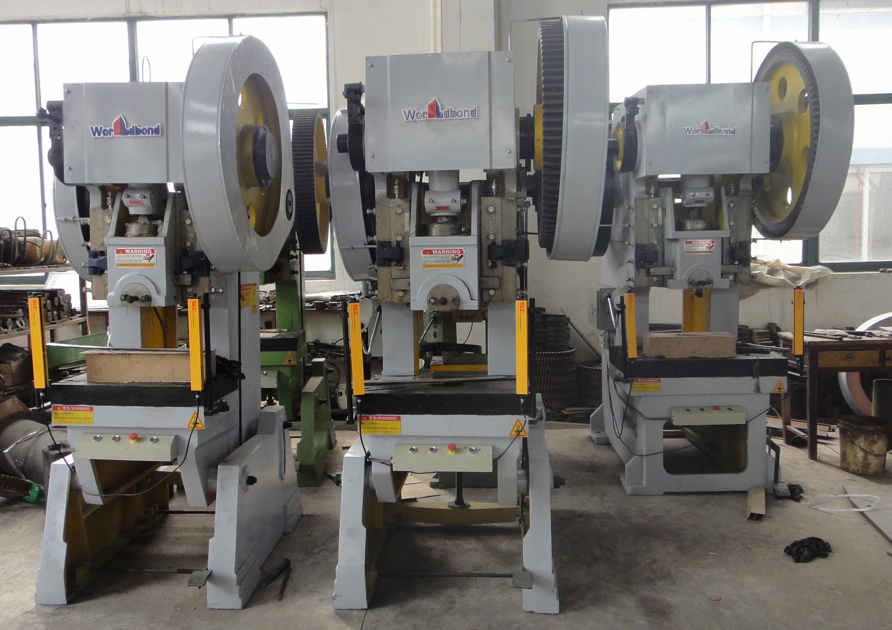 Capacity Power Press in Hot Sale