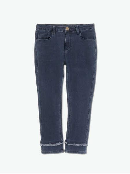 2017 Custom Design Apparel Fashion Women′s Denim Jeans