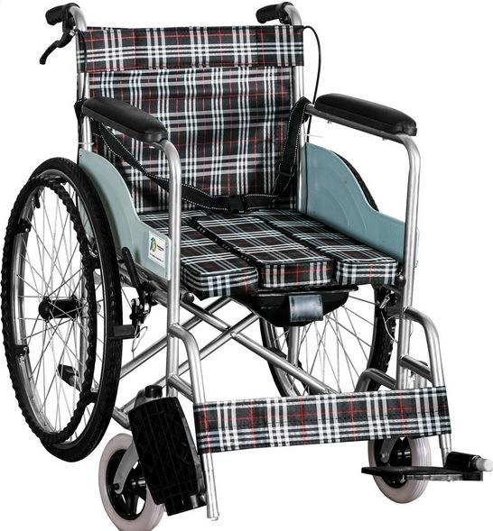 Steel Manual Wheelchair Dkb-3