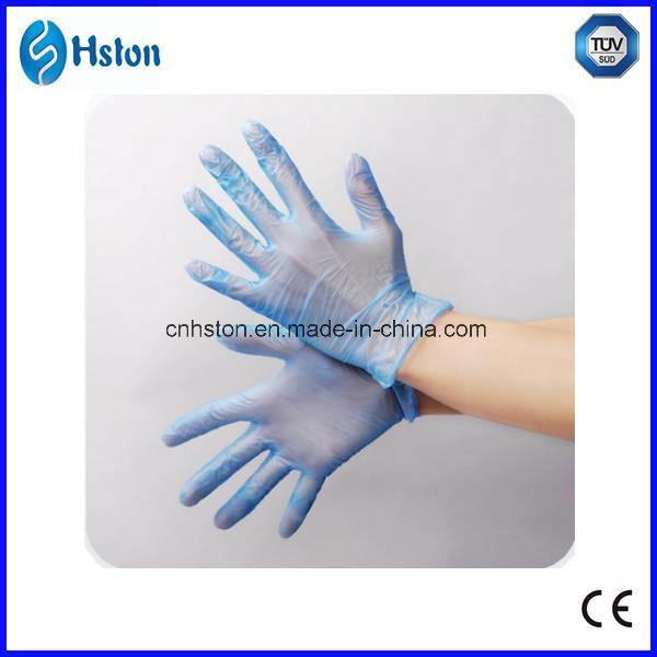 Disposable Vinyl Gloves Gl8001