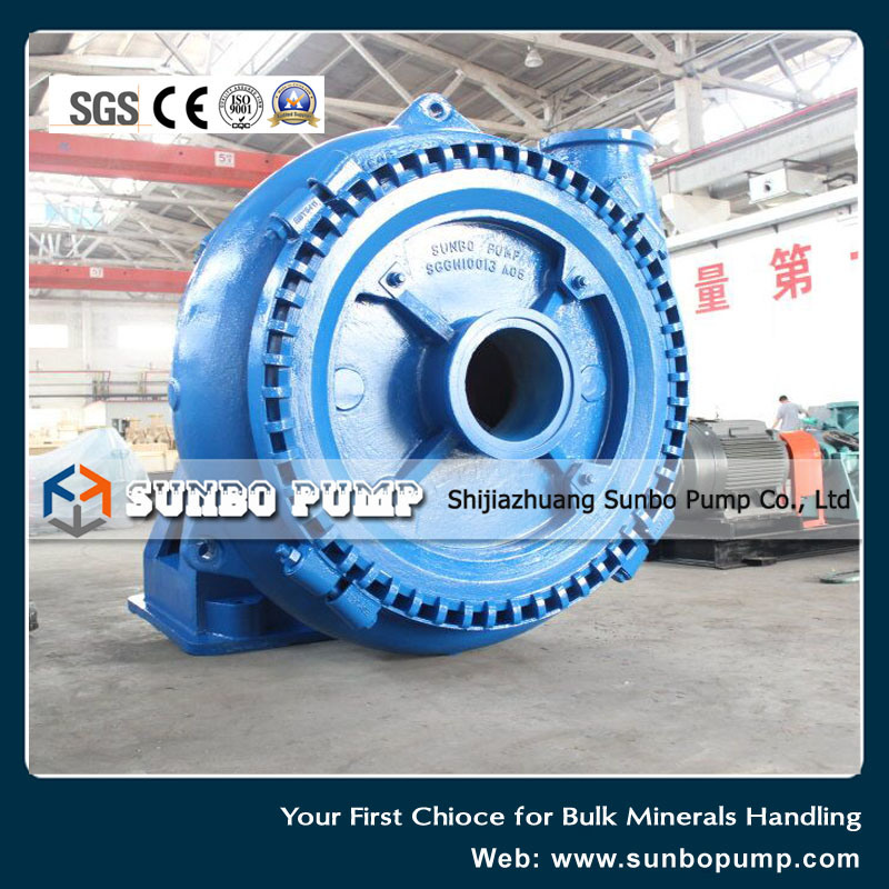 Gravel Dredge Pump for Hydraulic Reclamation Type G/Gh