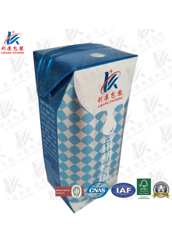 200ml Luxury Prisma Aseptic Brick Carton