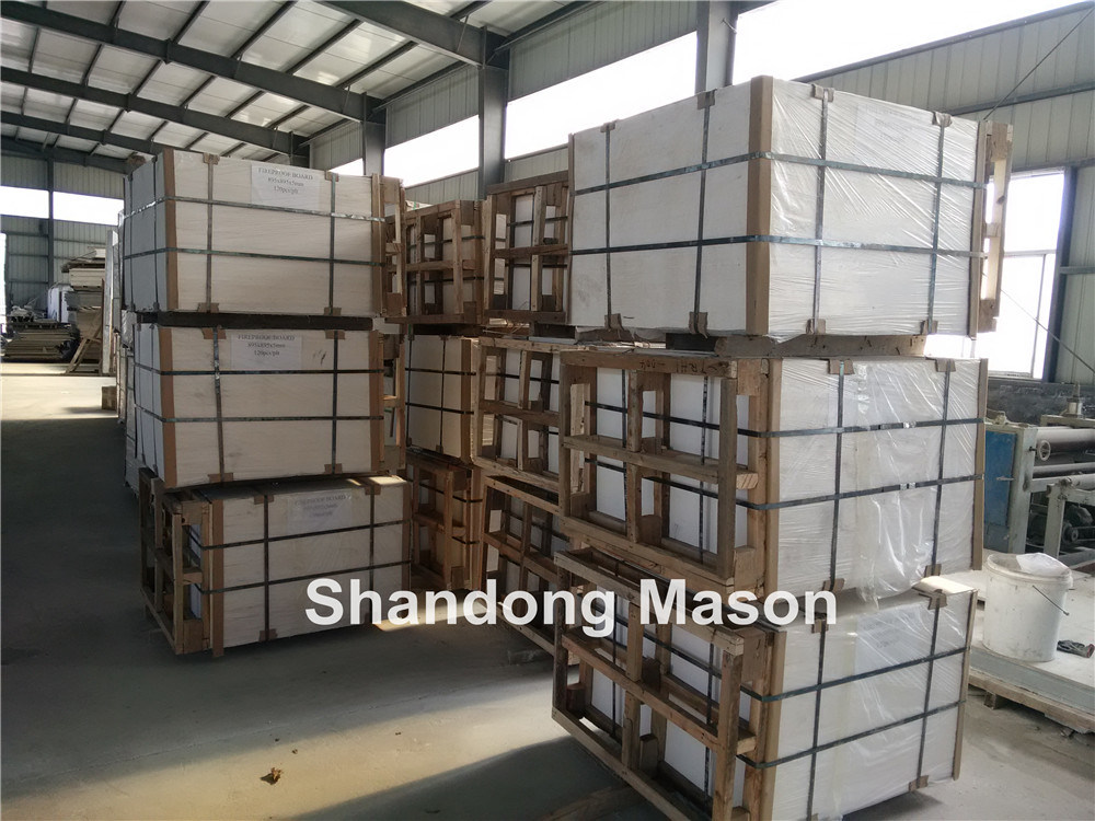 Heat Insulated Magnesium Oxide Wall Panels in China