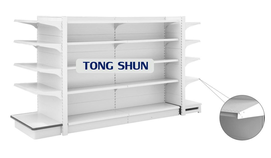 Hot Sales Supermarket Shelf with Layer Fence/Gondola Shelving