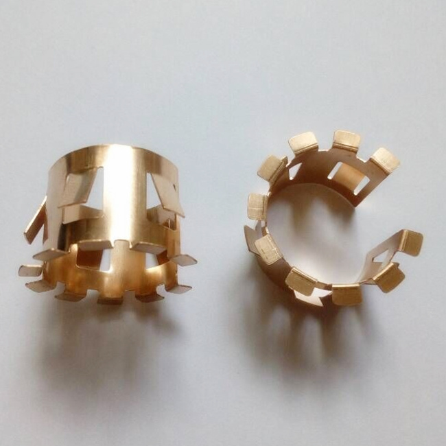Customized Metal Stamping Parts for Connector