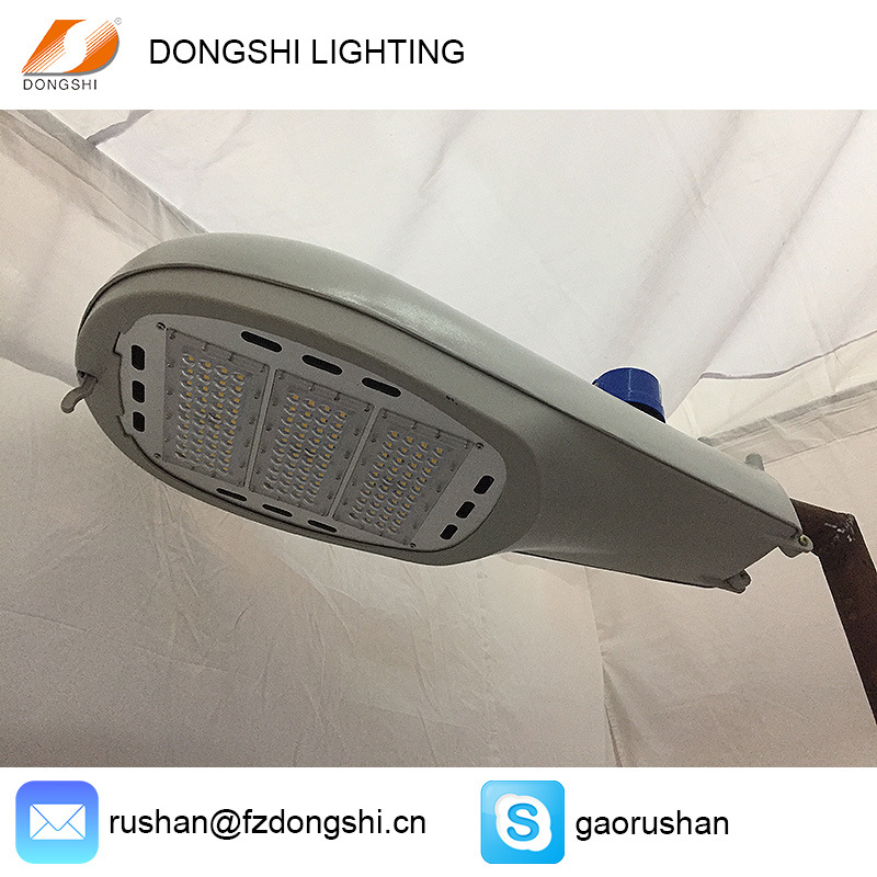 IP65 Aluminum Cobra Head 100W LED Street Light